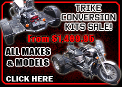 Trike Kits For Sale