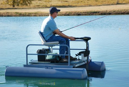 Brand new 6 ft one person mini pontoon fishing boat for One man fishing boat